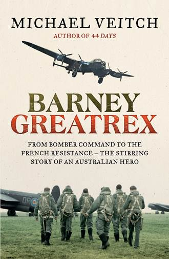 Barney Greatrex Book Image